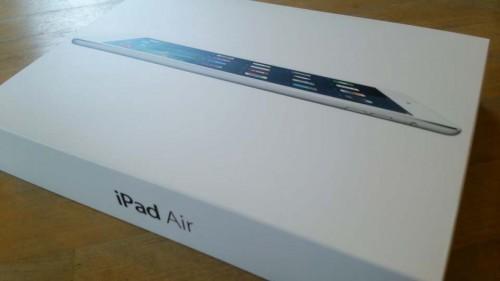 iPad Air その2
