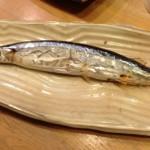 秋刀魚美味い