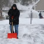 冬期「俺リンピック」開幕!本日の開催される種目は「雪かき」!