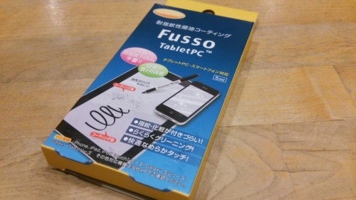 Fusso TabletPC