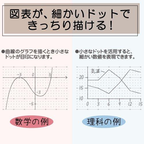 図表罫 Campusノート