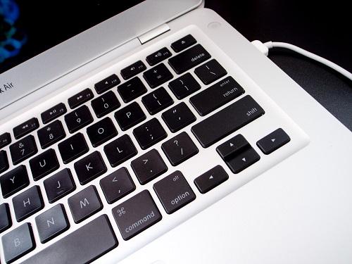 MacBookAir キーボード