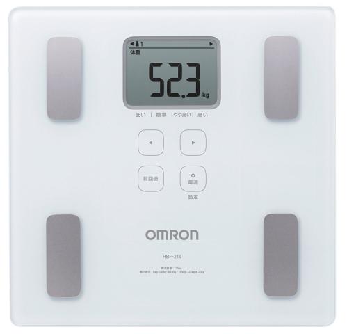 オムロン 体重・体組成計 カラダスキャン