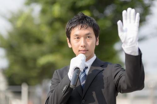 候補者演説